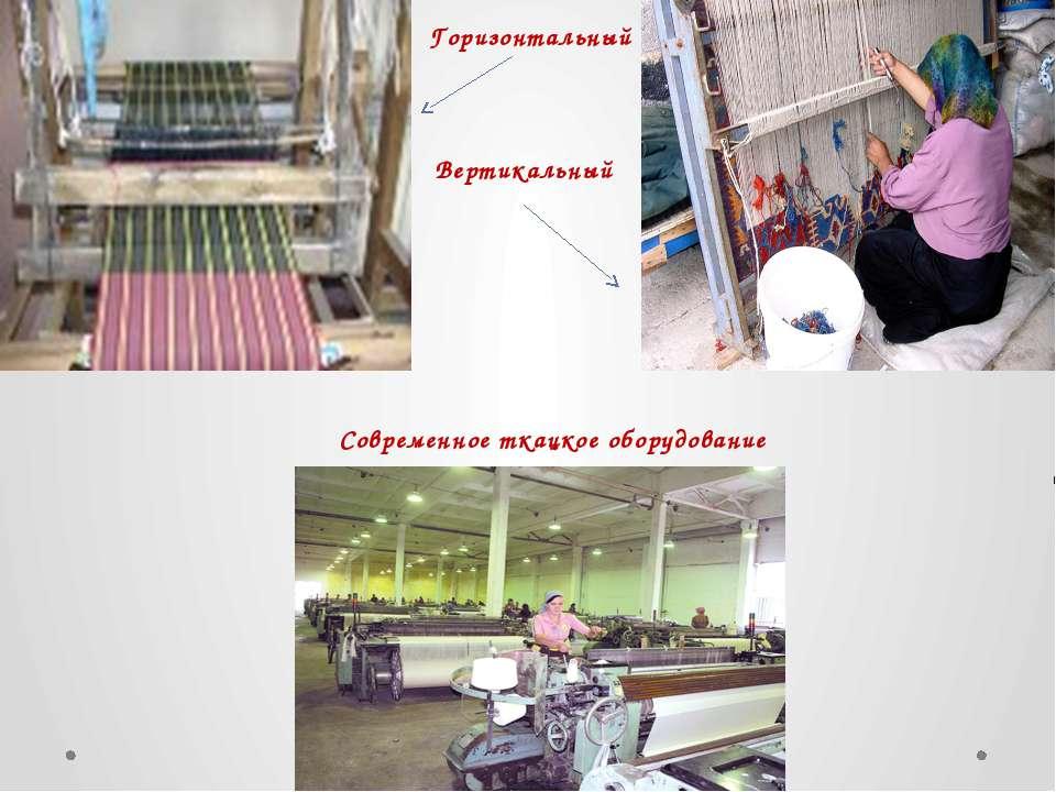 Вертикальный Горизонтальный Современное ткацкое оборудование