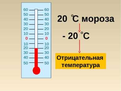 0 0 20 20 10 10 10 10 20 20 30 30 30 30 40 40 40 40 50 50 20 C мороза - 20 C ...