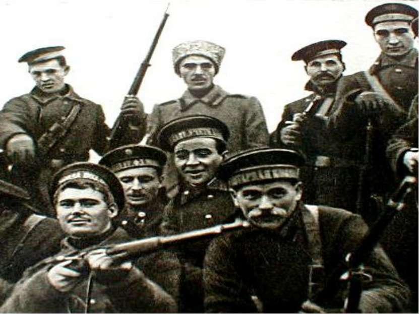 """К восстанию было привлечено до 30 тыс. человек. 18 октября в газете """"Новая жи..."""