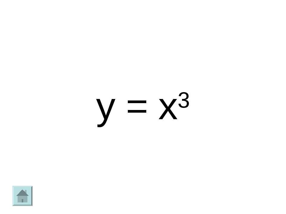 y = х3
