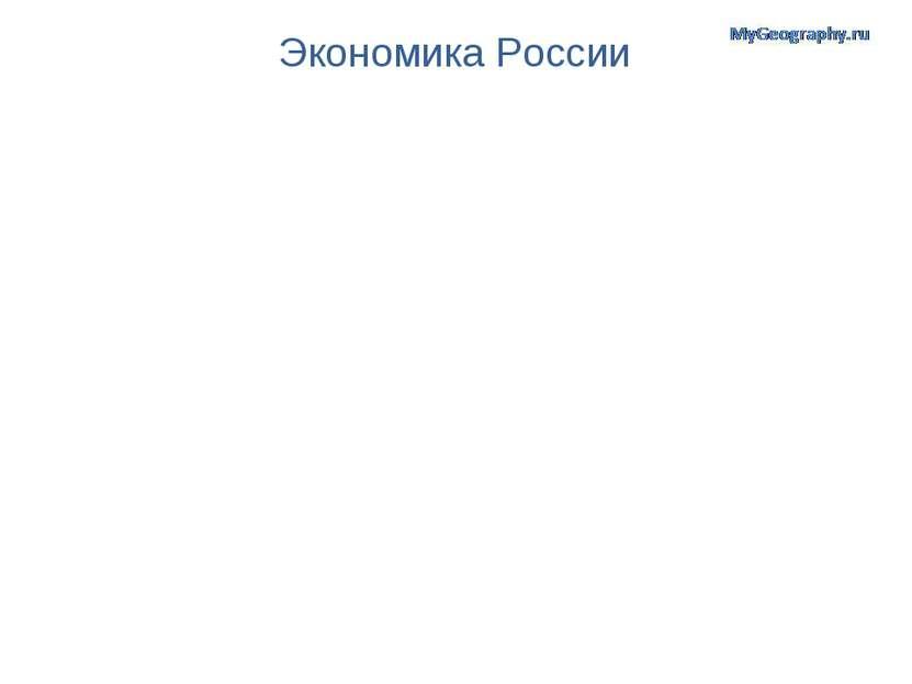 Экономика России