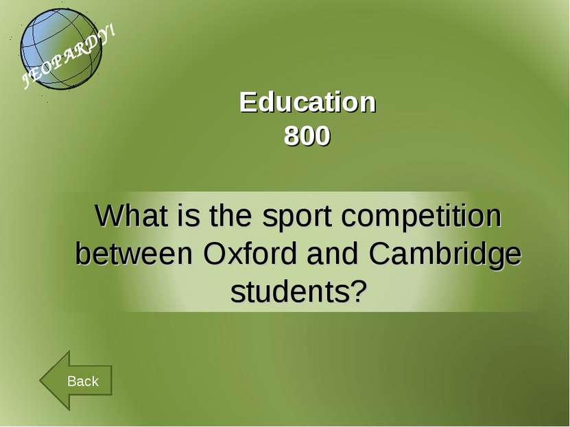 Education 800 Back