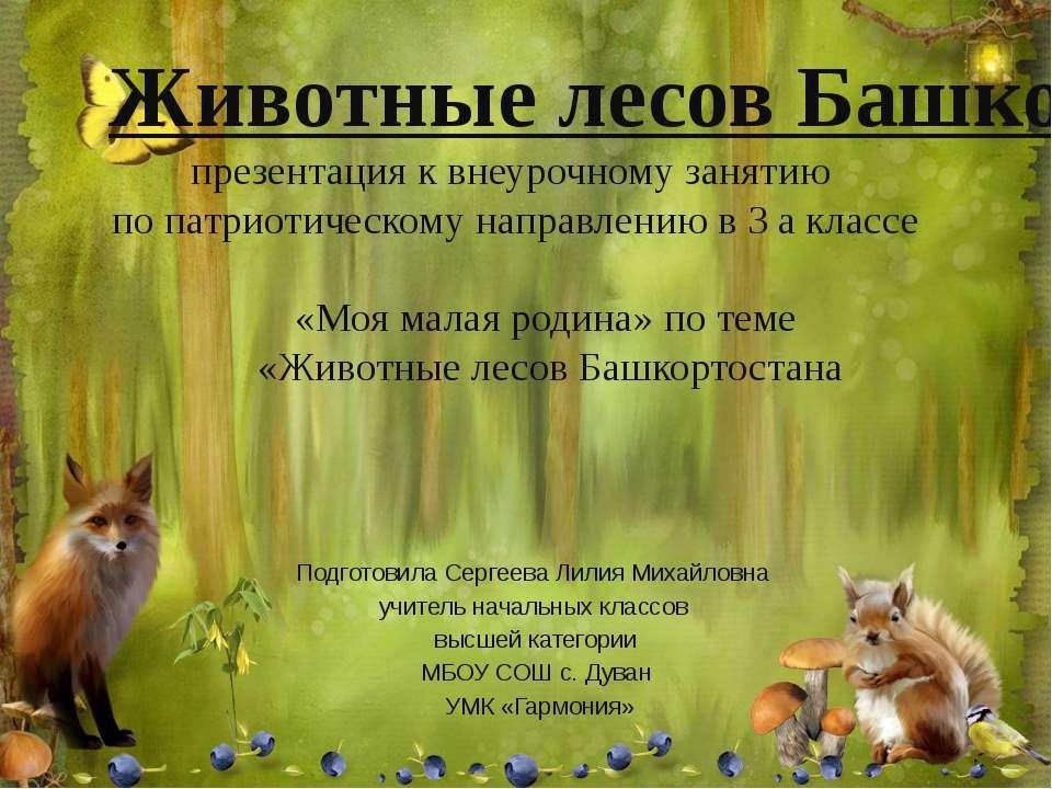 Содержание Леса Республики Башкортостан Рыжий муравей Клещ таежный Ящерица жи...