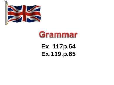 Ex. 117p.64 Ex.119.p.65