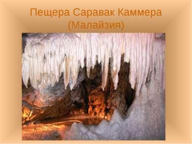 Пещера Саравак Каммера (Малайзия)
