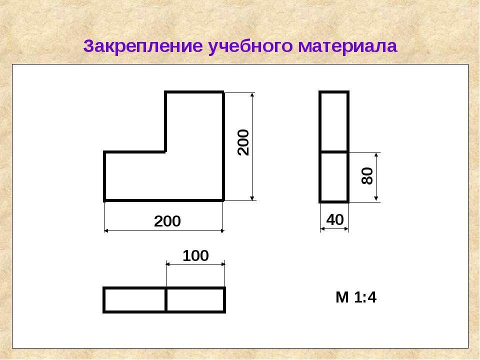 Закрепление учебного материала Выполните в рабочей тетради эскиз или техничес...