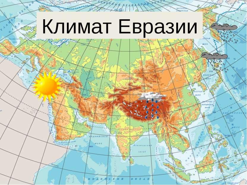 Климат Евразии