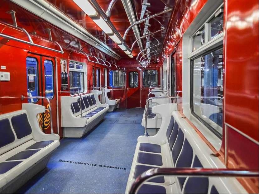 Провозная способность до 60 тыс. пассажиров в час.