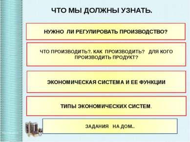 НУЖНО ЛИ РЕГУЛИРОВАТЬ ПРОИЗВОДСТВО? evg3097@mail.ru ОГАНИЧЕННОСТЬ РЕСУРСОВ ТР...