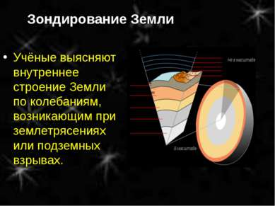 Зондирование Земли Учёные выясняют внутреннее строение Земли по колебаниям, в...