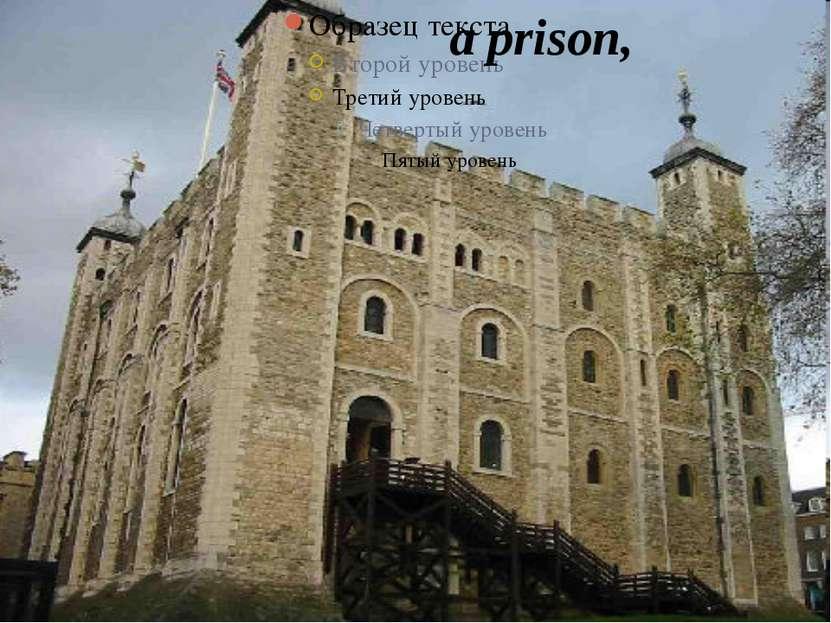 a prison,