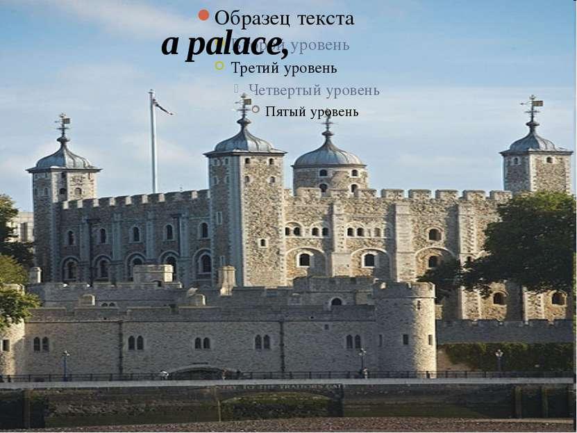 a palace,
