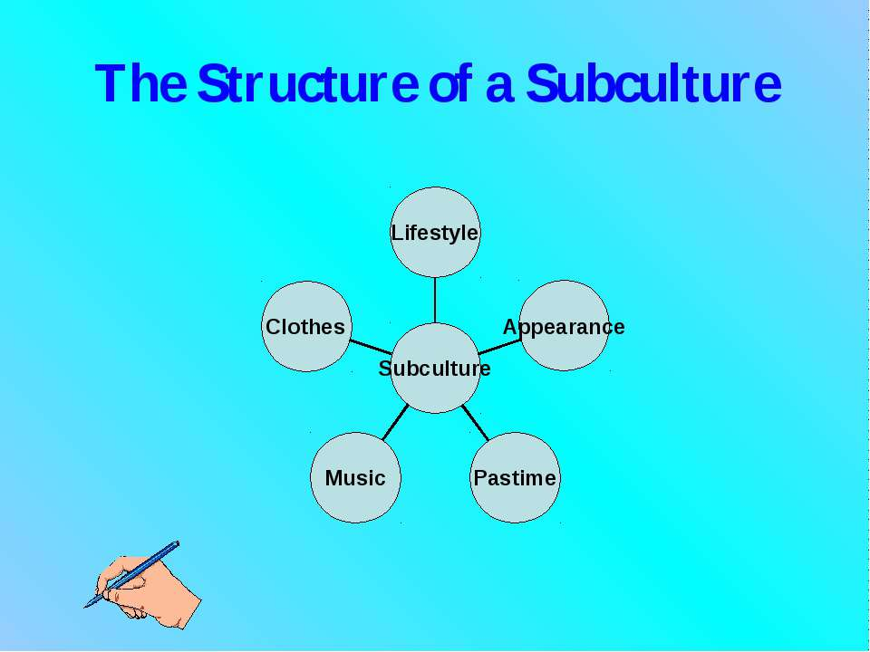 The Structure of a Subculture