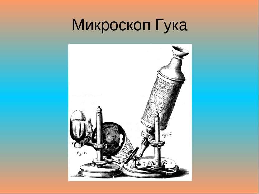 Микроскоп Гука