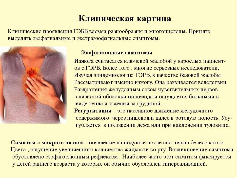 Заболевания пищевода человека Болезни и