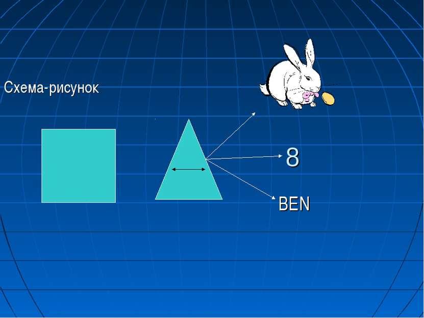 BEN 8 Схема-рисунок
