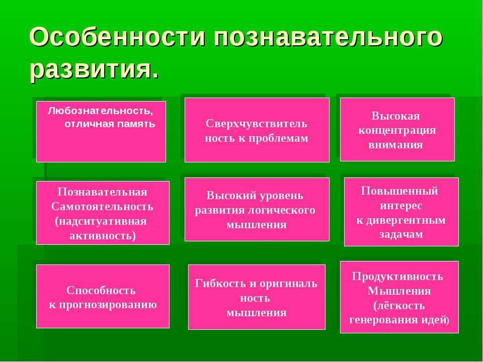 Таблица 8 возрастно-нормативная модель развития дошкольников