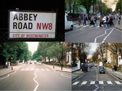 Эбби-Роуд (англ. Abbey Road). Ebbi Road (English Abbey Road) — the recovered ...