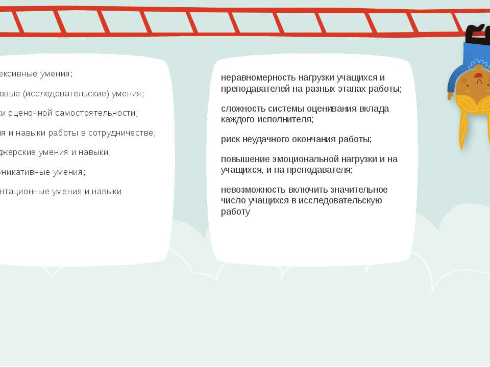рефлексивные умения; поисковые (исследовательские) умения; навыки оценочной с...