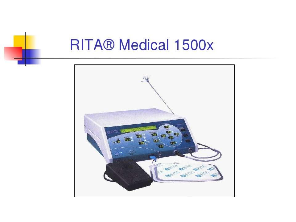 RITA® Medical 1500x