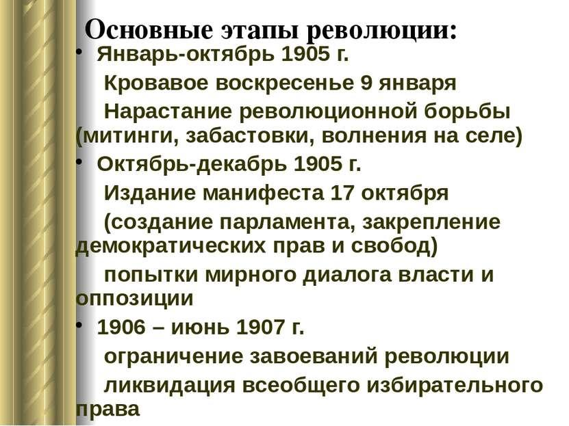 Почему всероссийскую октябрьскую стачку и декабрьское восстание считают
