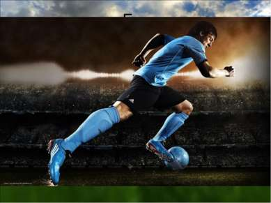Бег Бег футболиста состоит из рывков и ускорений. Скорость бега может нараста...