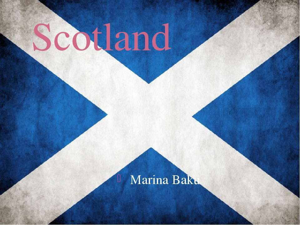 Scotland Marina Baku