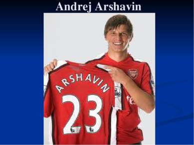 Andrej Arshavin