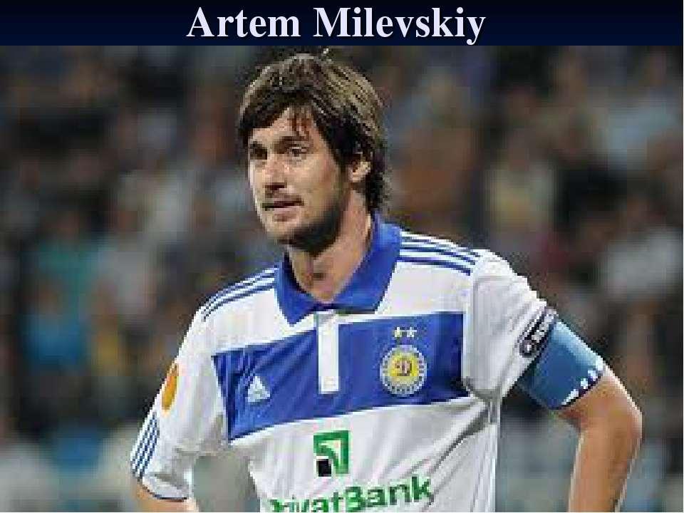 Artem Milevskiy