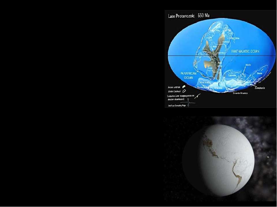 В эпоху палеопротерозоя наступает первая стабилизация континентов. В течении ...