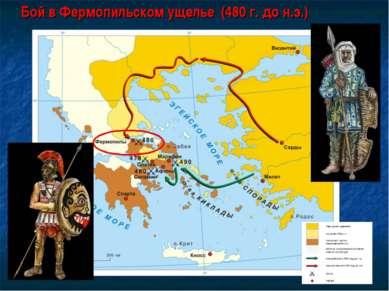 Бой в Фермопильском ущелье (480 г. до н.э.)