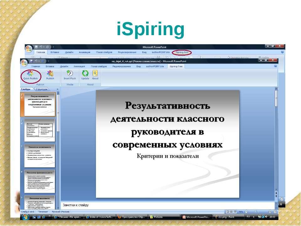 iSpiring