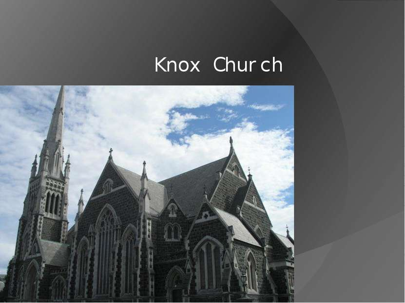 Knox Church