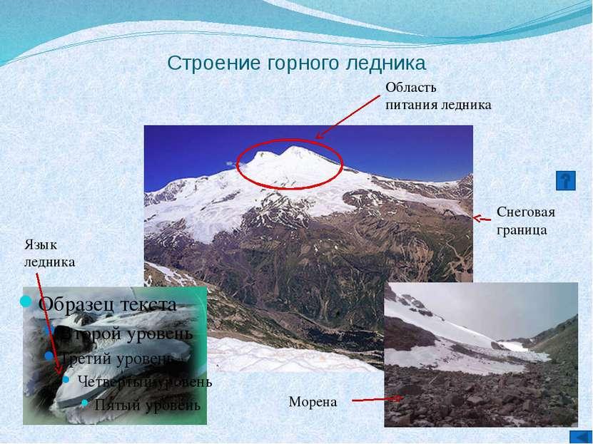 Слоистый лёд. Фото: В.А.Мальцев, с сайта http://www.hiero.ru/Vmaltsev http://...
