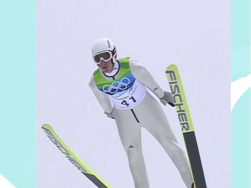 Некоторые виды спорта – только для очень смелых людей, например – прыжки с тр...