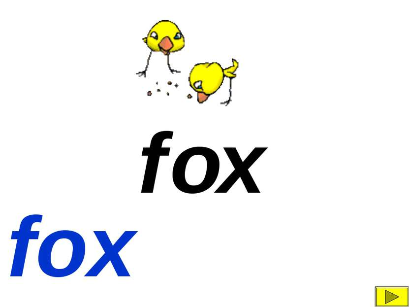 f x o fox
