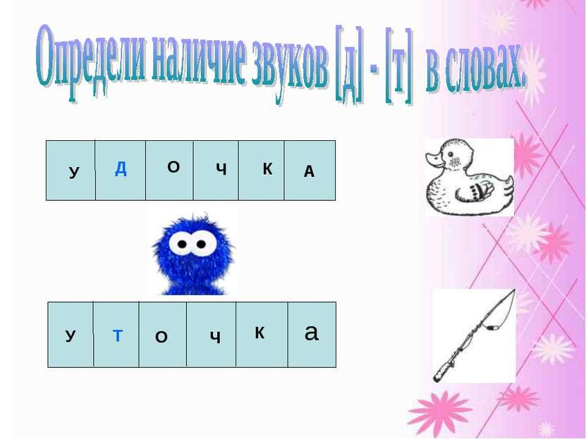 У Д О Ч К А Т У О Ч К а