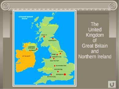 Scotland England Wales N.Ireland