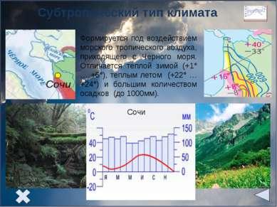 Задание 1. Используя климатические диаграммы, определите тип климата. Задания...