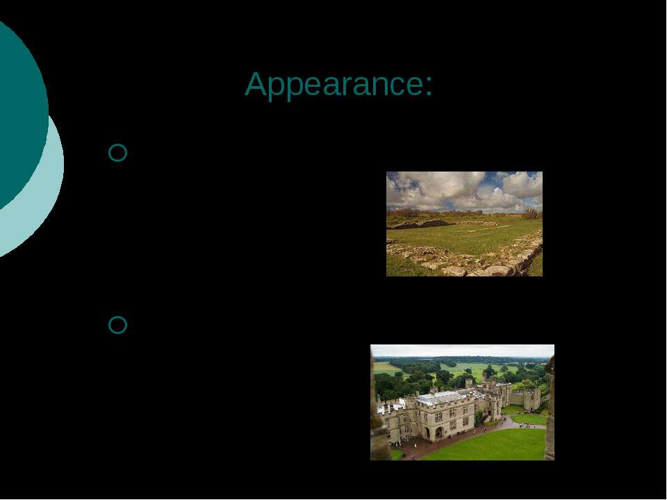 Appearance: Before Christ Middle Ages