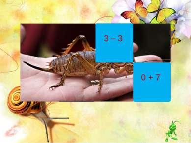 6 – 3 3 – 3 0 + 7
