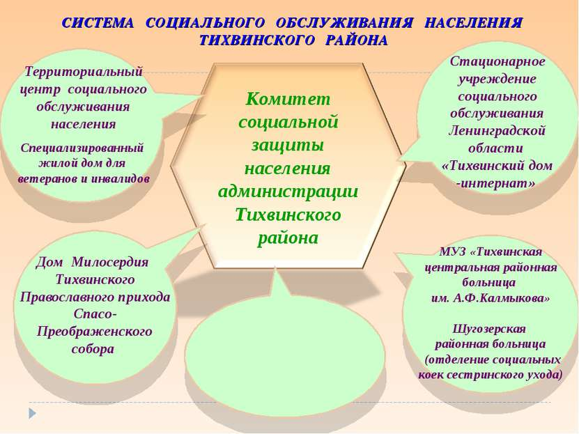 Дом Милосердия Тихвинского Православного прихода Спасо-Преображенского собора...