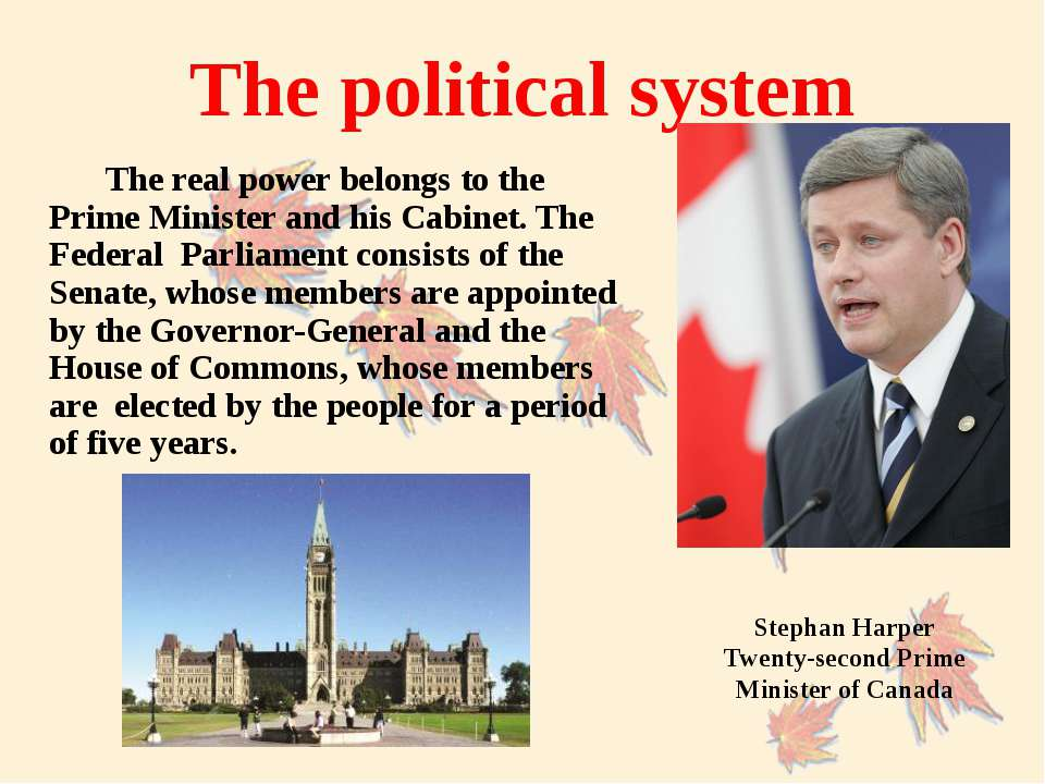 an analysis of political systems in canada Free political systems papers, essays, and research papers my account canada's political systems - across the political landscape, there are countless different ways that political systems operate these systems do not have all their conventions enshrined by law, and are often the result of institutional frameworks one of these institutional frameworks that influence canada's political.