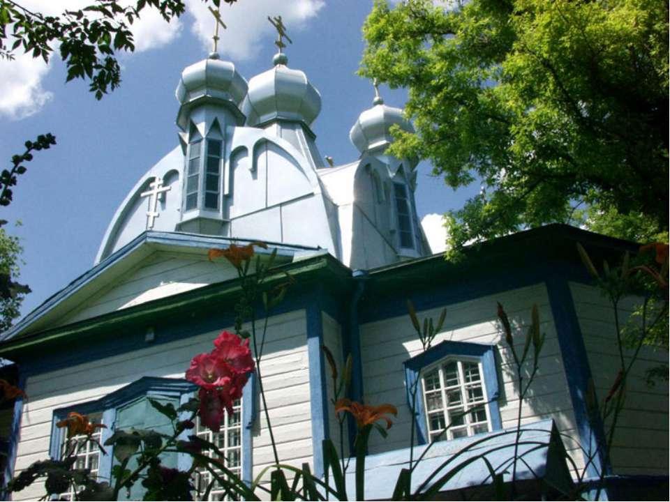Церковь Пресвятой Богородицы с. Красный Деркул С 1947 г. служил знаменитый ст...