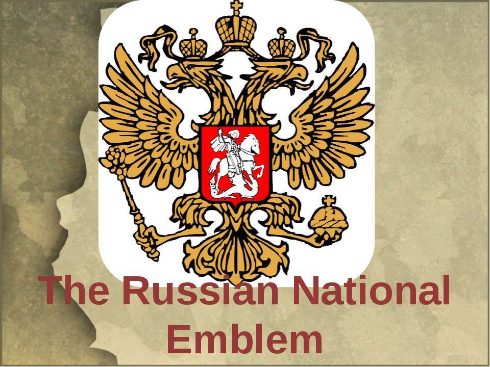 The Russian National Emblem