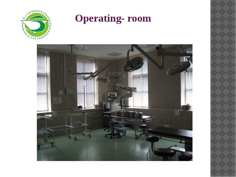 Operating- room