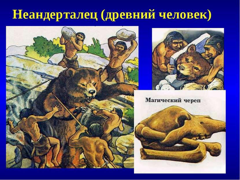 Неандерталец (древний человек)