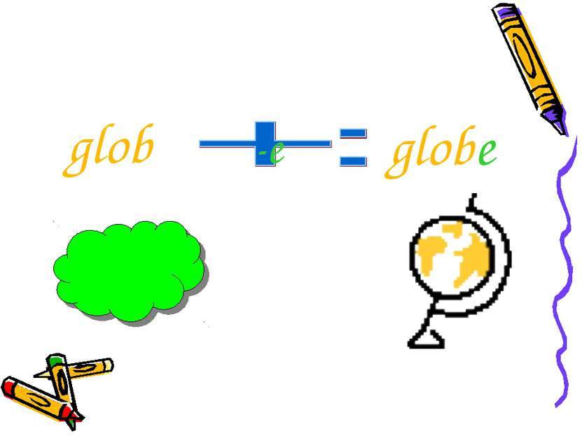 glob -e globe