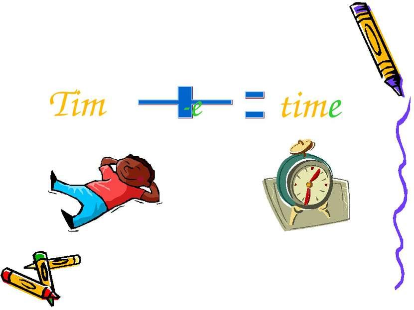 -e Tim time