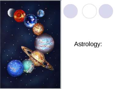 Astrology: